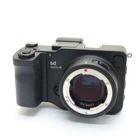 【あす楽】 【中古】 《美品》 SIGMA sd Quattro H [ デジタルカメラ ]