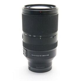【あす楽】 【中古】 《並品》 SONY FE 70-300mm F4.5-5.6 G OSS SEL70300G [ Lens | 交換レンズ ]