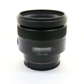 【あす楽】 【中古】 《良品》 SONY Planar T*85mm F1.4 ZA SAL85F14Z [ Lens   交換レンズ ]