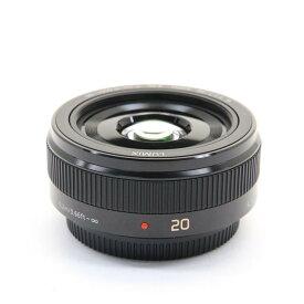 【あす楽】 【中古】 《美品》 Panasonic G 20mm F1.7 II ASPH. ブラック (マイクロフォーサーズ) [ Lens | 交換レンズ ]