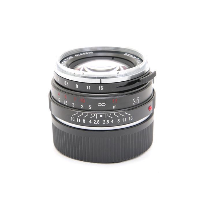 【あす楽】 【中古】 《美品》 Voigtlander NOKTON Classic 35mm F1.4 MC VM(ライカM用)+純正フード [ Lens   交換レンズ ]