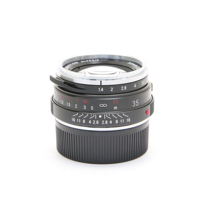 【あす楽】 【中古】 《美品》 Voigtlander NOKTON Classic 35mm F1.4 MC VM(ライカM用) [ Lens   交換レンズ ]