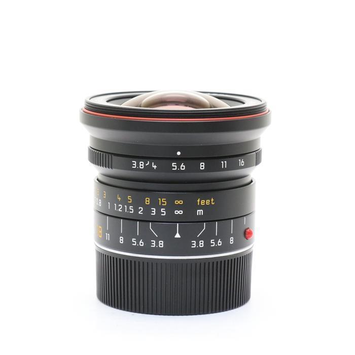 【あす楽】 【中古】 《美品》 Leica スーパーエルマー M18mm F3.8 ASPH. ブラック [ Lens   交換レンズ ]