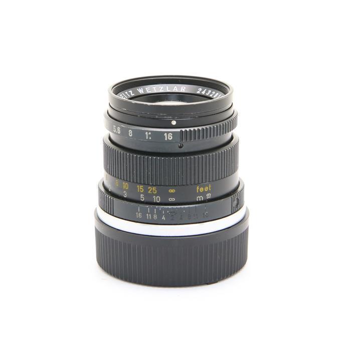 【あす楽】 【中古】 《並品》 Leica ズミクロン M50mm F2 (ブラック) ※最短0.7m [ Lens   交換レンズ ]