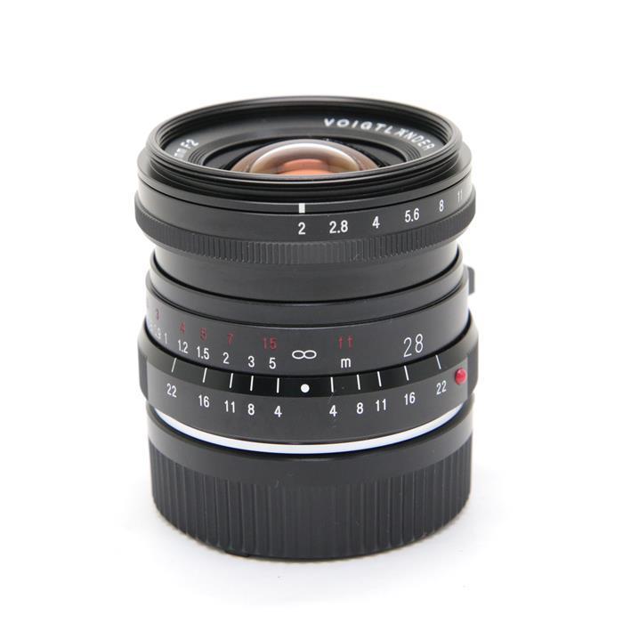 【あす楽】 【中古】 《美品》 Voigtlander ULTRON 28mm F2 VM(ライカM用) [ Lens   交換レンズ ]