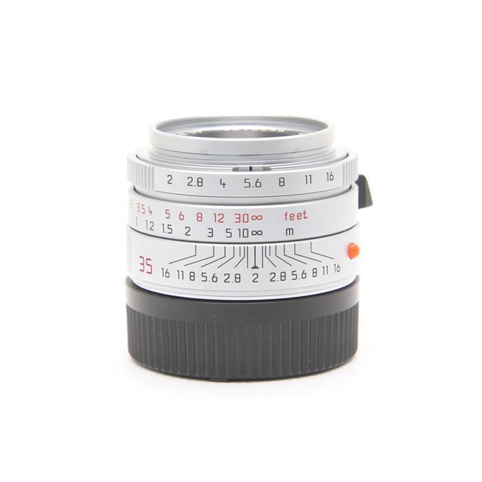 【あす楽】 【中古】 《良品》 Leica ズミクロン M35mm F2 ASPH. (フードはめ込み式) シルバー [ Lens   交換レンズ ]