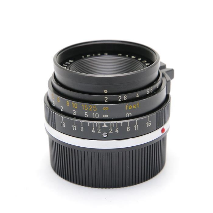 【あす楽】 【中古】 《並品》 Leica ズミクロン M35mm F2 (6枚玉) [ Lens   交換レンズ ]