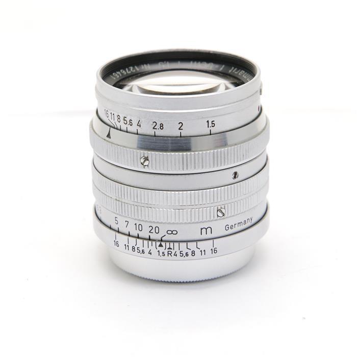【あす楽】 【中古】 《良品》 Leica ズマリット L50mm F1.5 (前期) 【レンズ内クリーニング/各部点検済】 [ Lens   交換レンズ ]