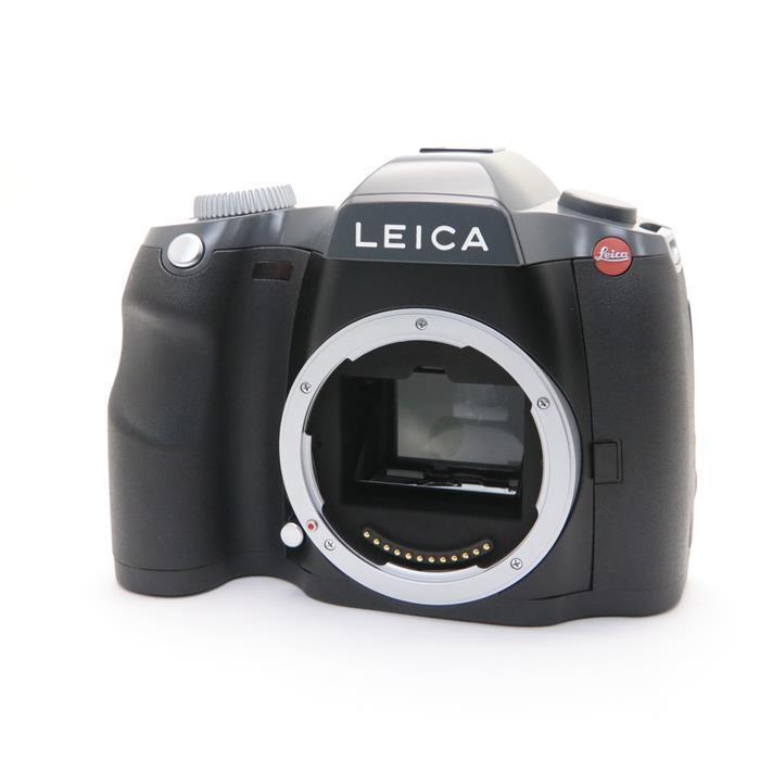 【あす楽】 【中古】 《美品》 Leica S-E(Typ006) 【ライカドイツ本国にてセンサー交換/各部点検済】 [ デジタルカメラ ]