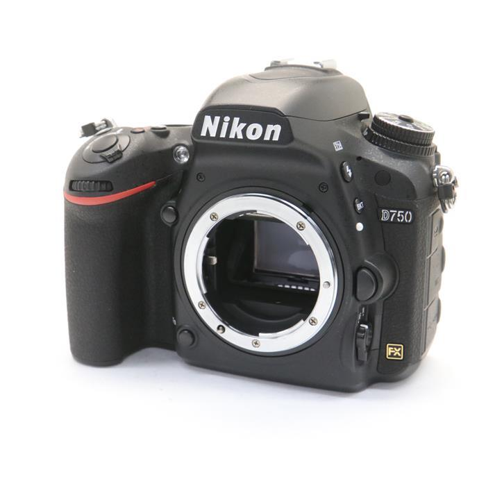 【あす楽】 【中古】 《良品》 Nikon D750 ボディ [ デジタルカメラ ]