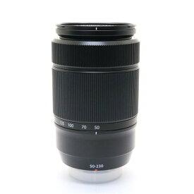 【あす楽】 【中古】 《美品》 FUJIFILM フジノン XC50-230mm F4.5-6.7 OIS II ブラック [ Lens | 交換レンズ ]