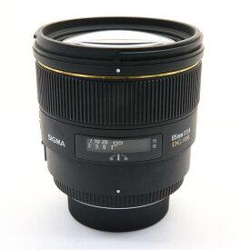【あす楽】 【中古】 《良品》 SIGMA 85mm F1.4 EX DG HSM(ニコン用) [ Lens | 交換レンズ ]