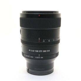【あす楽】 【中古】 《良品》 SONY FE 100mm F2.8 STF GM OSS SEL100F28GM [ Lens | 交換レンズ ]
