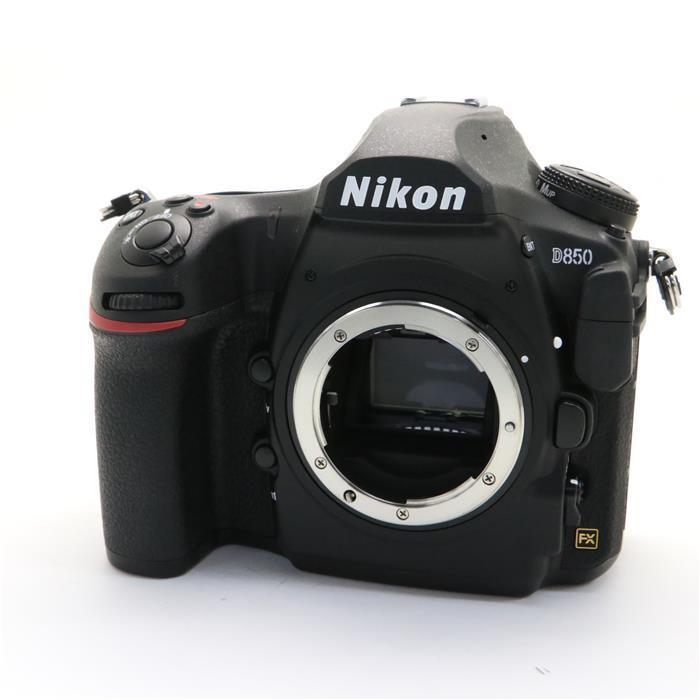 【あす楽】 【中古】 《良品》 Nikon D850 ボディ [ デジタルカメラ ]