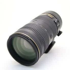 【あす楽】 【中古】 《並品》 Nikon AF-S NIKKOR 70-200mm F2.8E FL ED VR [ Lens | 交換レンズ ]