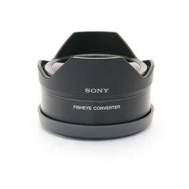 【あす楽】 【中古】 《美品》 SONY フィッシュアイコンバーター VCL-ECF2
