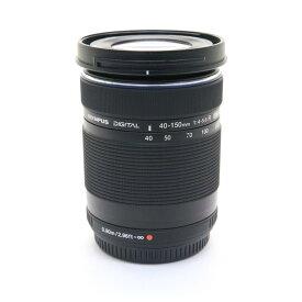 【あす楽】 【中古】 《良品》 OLYMPUS M.ZUIKO DIGITAL 40-150mm F4.0-5.6R ブラック (マイクロフォーサーズ) [ Lens   交換レンズ ]