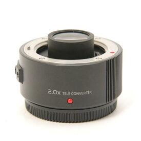【あす楽】 【中古】 《美品》 Panasonic 2.0xテレコンバーター DMW-TC20 (マイクロフォーサーズ) [ Lens | 交換レンズ ]