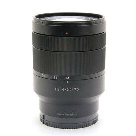 【あす楽】 【中古】 《並品》 SONY Vario-Tessar T* FE 24-70mm F4 ZA OSS SEL2470Z [ Lens | 交換レンズ ]