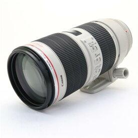 【あす楽】 【中古】 《良品》 Canon EF70-200mm F2.8L IS II USM [ Lens | 交換レンズ ]