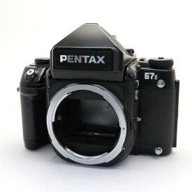 【あす楽】 【中古】 《難有品》 PENTAX 67IIボディ (AEファインダー付)