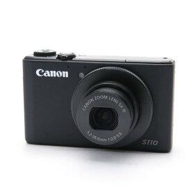 【あす楽】 【中古】 《美品》 Canon PowerShot S110 ブラック [ デジタルカメラ ]