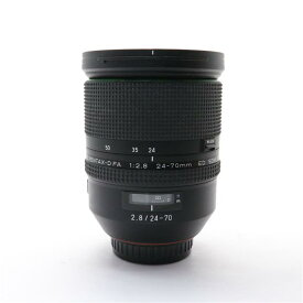【あす楽】 【中古】 《並品》 PENTAX HD D FA 24-70mm F2.8 ED SDM WR [ Lens | 交換レンズ ]