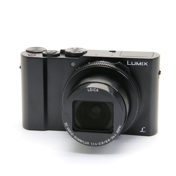 【あす楽】 【中古】 《良品》 Panasonic LUMIX DMC-LX9-K ブラック [ デジタルカメラ ]