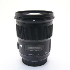 【あす楽】 【中古】 《美品》 SIGMA A 50mm F1.4 DG HSM(ソニーα用) [ Lens | 交換レンズ ] [ Lens | 交換レンズ ]