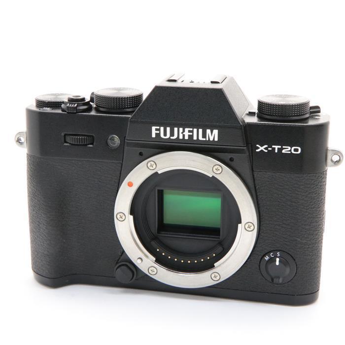 【あす楽】 【中古】 《並品》 FUJIFILM X-T20 ボディ ブラック [ デジタルカメラ ]