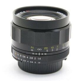 【あす楽】 【中古】 《美品》 Voigtlander NOKTON 58mm F1.4 SL II N(ニコンF用) [ Lens | 交換レンズ ]