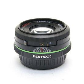 【あす楽】 【中古】 《良品》 PENTAX DA70mm F2.4 Limited ブラック [ Lens | 交換レンズ ]