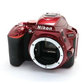 【あす楽】 【中古】 《並品》 Nikon D5500 ボディ レッド [ デジタルカメラ ]