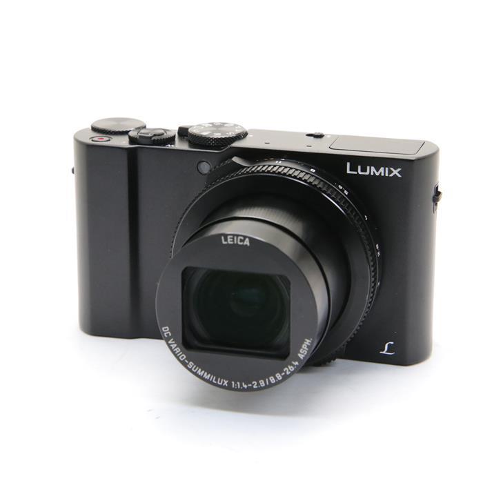 【あす楽】 【あす楽】 【中古】 《良品》 Panasonic LUMIX DMC-LX9-K ブラック [ デジタルカメラ ] [ デジタルカメラ ]