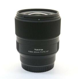 【あす楽】 【中古】 《美品》 Tokina FiRIN 20mmF2 FE AF (ソニーE用/フルサイズ対応) [ Lens | 交換レンズ ]