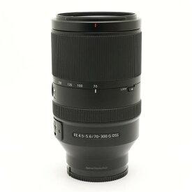 【あす楽】 【中古】 《並品》 SONY FE 70-300mm F4.5-5.6 G OSS SEL70300G [ Lens   交換レンズ ]