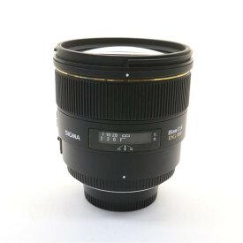 【あす楽】 【中古】 《並品》 SIGMA 85mm F1.4 EX DG HSM(ニコン用) [ Lens | 交換レンズ ]