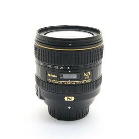 【あす楽】 【中古】 《並品》 Nikon AF-S DX NIKKOR 16-80mm F2.8-4E ED VR [ Lens | 交換レンズ ]