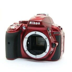 【あす楽】 【中古】 《並品》 Nikon D5300 ボディ レッド [ デジタルカメラ ]