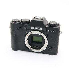 【あす楽】 【中古】 《並品》 FUJIFILM X-T10 ボディ ブラック [ デジタルカメラ ]