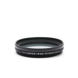 【あす楽】 【中古】 《良品》 Leica 円偏光フィルター E60 ブラック