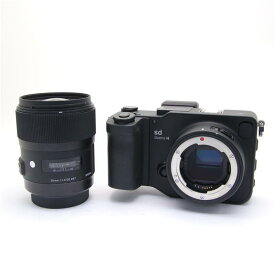 【あす楽】 【中古】 《良品》 SIGMA sd Quattro H & A 35mm F1.4 DG HSM レンズキット [ デジタルカメラ ]