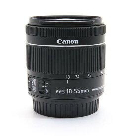 【あす楽】 【中古】 《美品》 Canon EF-S18-55mm F4-5.6 IS STM [ Lens | 交換レンズ ]