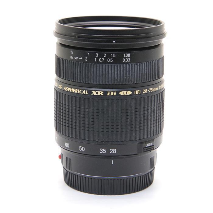 【あす楽】 【中古】 《並品》 TAMRON SP28-75mm F2.8 XR Di LD ASPH IF Macro A09S(ソニー用) [ Lens | 交換レンズ ]