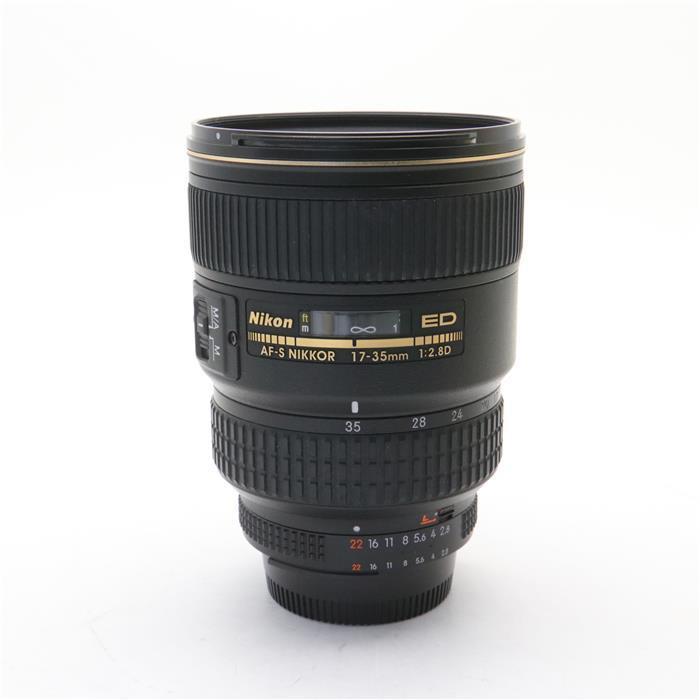 【あす楽】 【中古】 《良品》 Nikon Ai AF-S Zoom-Nikkor 17-35mm F2.8D IF-ED [ Lens | 交換レンズ ]