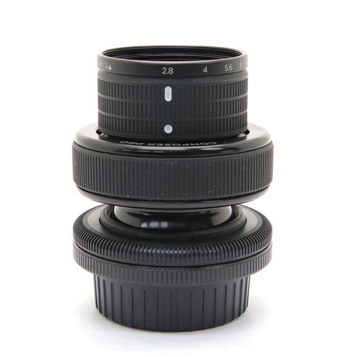 【あす楽】 【中古】 《良品》 Lensbaby コンポーザープロ エッジ80 (ニコン用) [ Lens | 交換レンズ ]