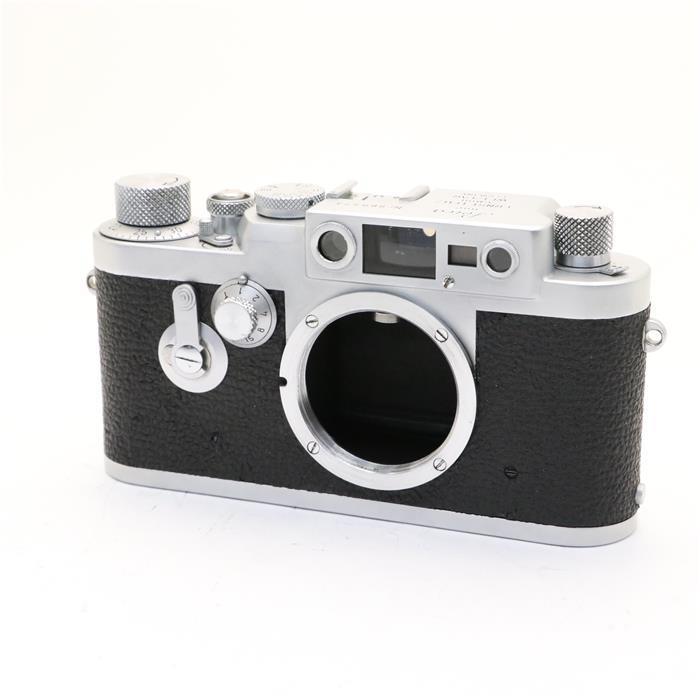 【あす楽】 【中古】 《美品》 Leica IIIg 【距離計調整/フィルム室清掃/各部点検済】