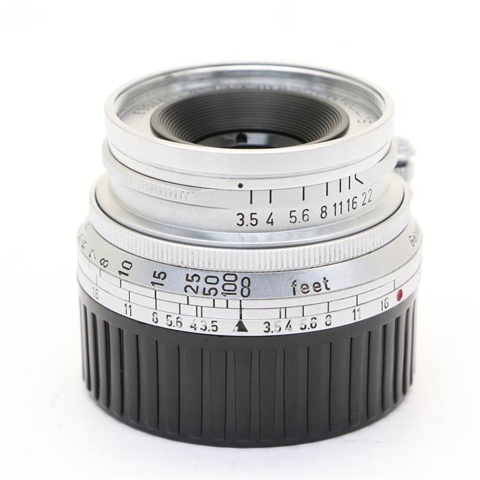 【あす楽】 【中古】 《良品》 Leica ズマロン M35mm F3.5 【レンズ内クリーニング/各部点検済】 [ Lens | 交換レンズ ]