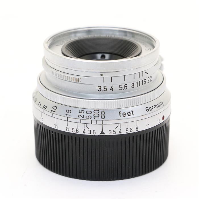 【あす楽】 【中古】 《並品》 Leica ズマロン M35mm F3.5 【レンズ内クリーニング/ピントリング作動調整/各部点検済】 [ Lens | 交換レンズ ]