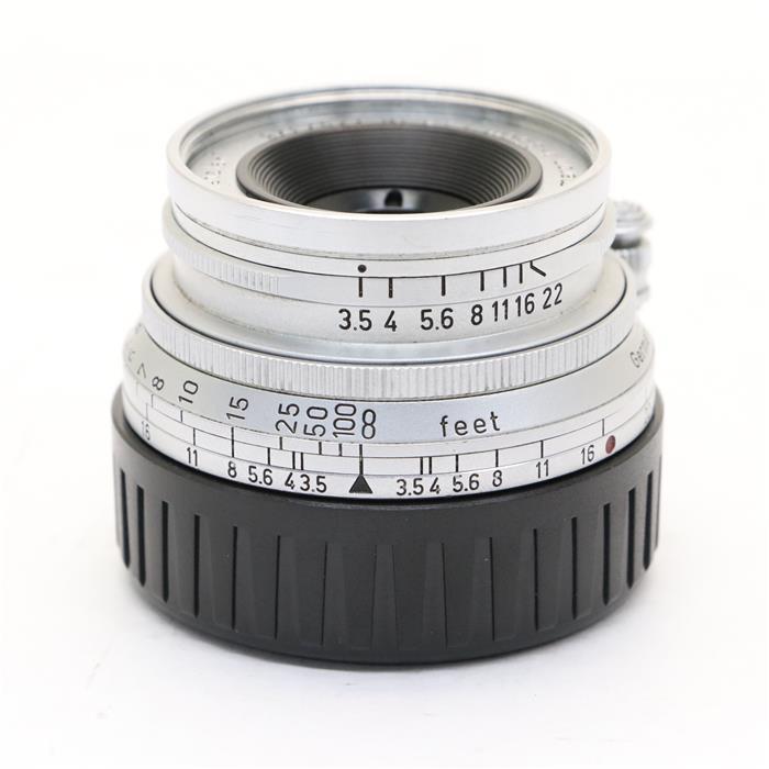 【あす楽】 【中古】 《良品》 Leica ズマロン M35mm F3.5  【レンズ内クリーニング/ピントリング作動調整/各部点検済】 [ Lens | 交換レンズ ]